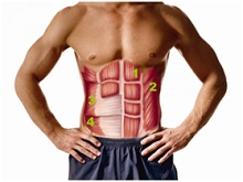 brzuch trening