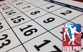 kalendarz zawodów kulturystyka 2016
