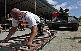 Rosyjski Strongman